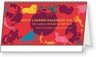Kalendář stolní  2012 - Nový lunární, 30 x 16 cm