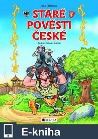 Staré pověsti české – pro děti (E-KNIHA)