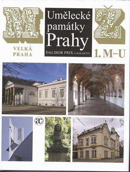 Náhled Umělecké památky Prahy - Velká Praha M-Ž