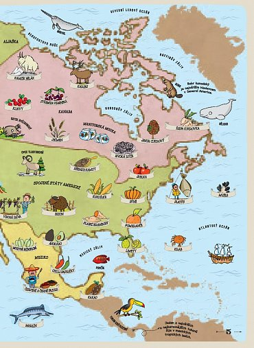 Náhled Atlas jídla celého světa