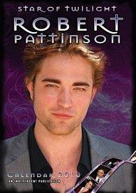 Robert Pattinson 2010 - nástěnný kalendář