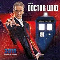 Kalendář 2015 - Doctor Who (305x305)