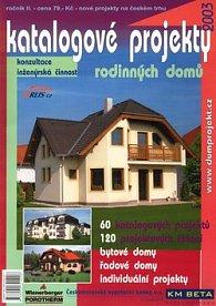 Katalogové projekty rodinných domů 2003