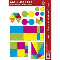 Karty k matematice pro 1. r. ZŠ