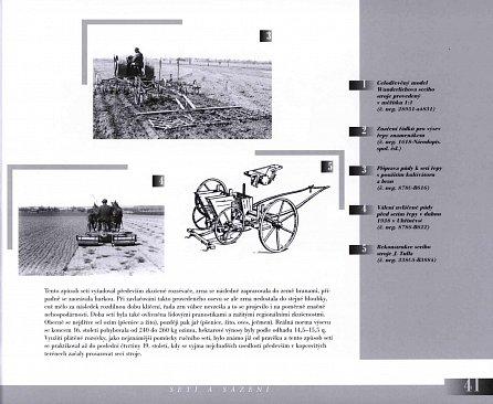Náhled Historie zemědělské techniky v českých zemích