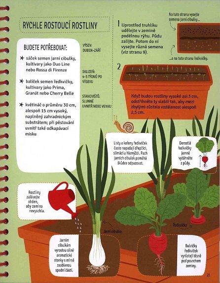 Náhled Malý zahradník