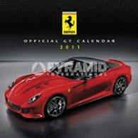 Ferrari 2011 - nástěnný kalendář