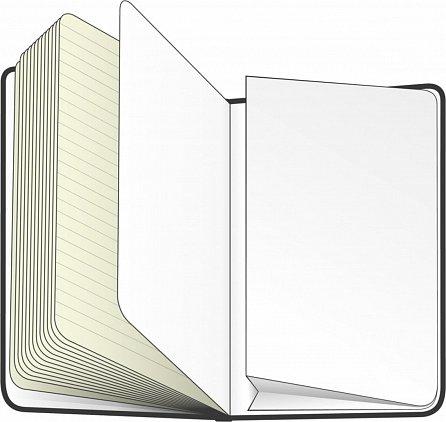Náhled Zápisník milovnice knih, 13 x 21 cm