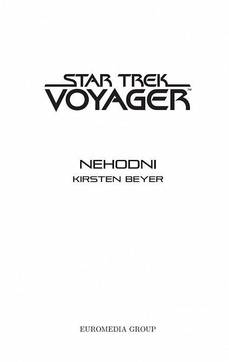 Náhled Star Trek: Voyager – Nehodni