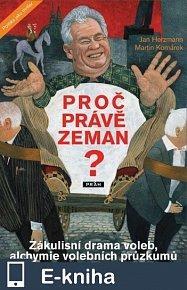 Proč právě Zeman? (E-KNIHA)