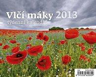 Kalendář stolní 2013 - Vlčí máky