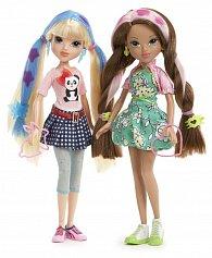 Moxie Girlz Magické vlasy, 2 druhy