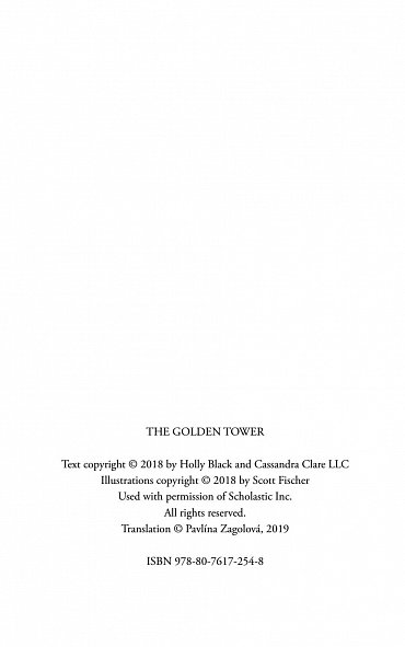 Náhled Zlatá věž