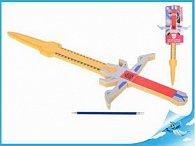 Meč Optimus Prime 63x26cm Transformers na kartě