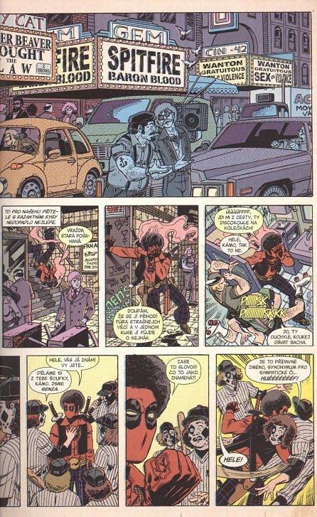 Náhled Deadpool 3 - hodný, zlý, ošklivý