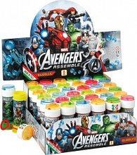 Bublifuk Avengers 60 ml