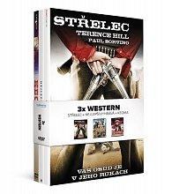3x Western (3DVD): Střelec, Nejlepší vyhrává, Keoma
