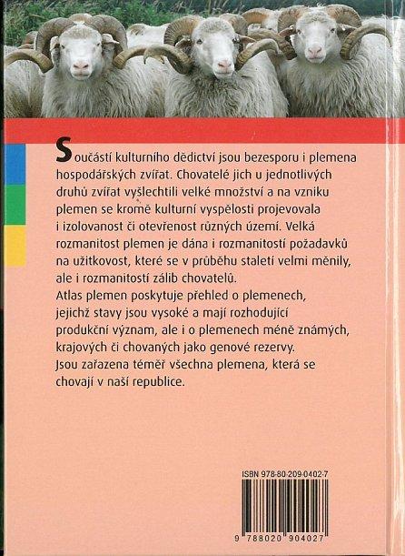 Náhled Atlas plemen hospodářských zvířat