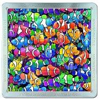 64 d. 3D Magnetické puzzle Rybičky