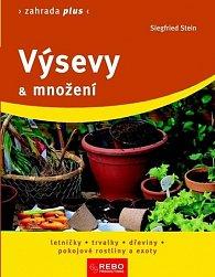 Výsevy a množení - Zahrada plus - 3. vydání