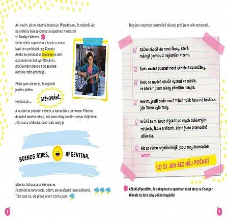Náhled Soy Luna - Můj tajný deník