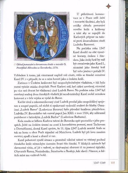 Náhled Karel IV. – Rytíř – poutník – král – císař