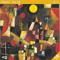 Kalendář nástěnný 2012 - Paul Klee, 30 x 60 cm