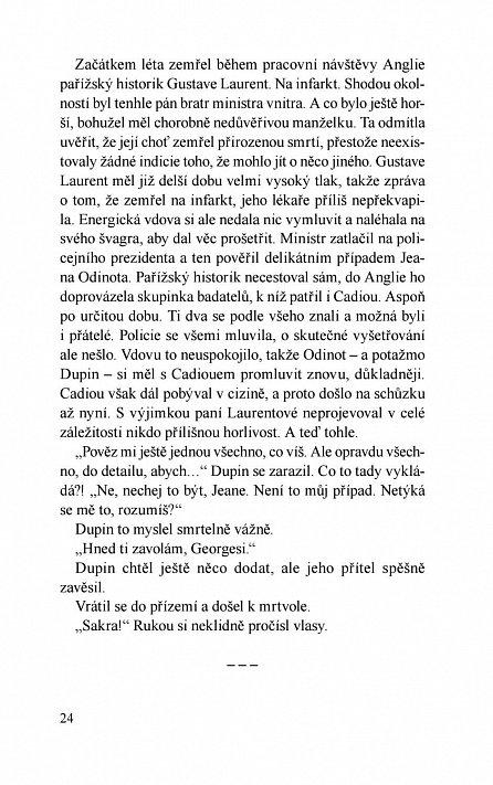 Náhled Bretaňské tajemství