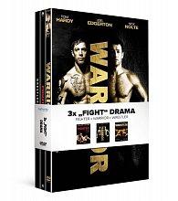 """3x """"Fight"""" drama (3DVD): Fighter, Warrior, Wrestler"""