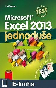 Microsoft Excel 2013: Jednoduše (E-KNIHA)