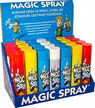 Magic spray - celý stojánek