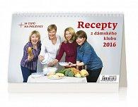 Kalendář stolní 2016 - Recepty z dámského klubu