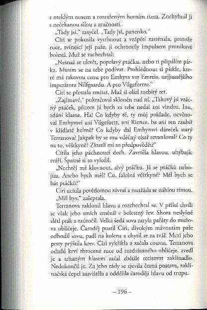 Náhled Zaklínač IV. - Čas opovržení