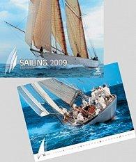 Sailing 2009  - nástěnný kalendář
