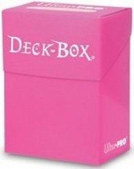 UltraPRO: Solid Deck Box - světle růžová