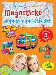 Sádrové magnety dopravní  prostředky