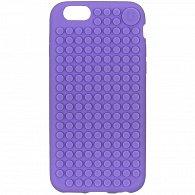iPhone 6/6s Pixel Case fialová
