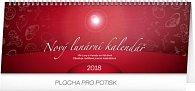 Kalendář stolní 2018 - Nový lunární, 33 x 12,5 cm
