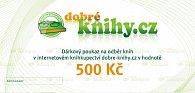Dárkový certifikát v hodnotě 500 Kč