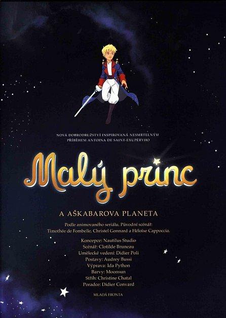 Náhled Malý princ a Aškabarova planeta