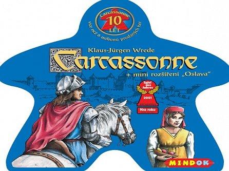 Náhled Carcassonne jubilejní edice 10 let