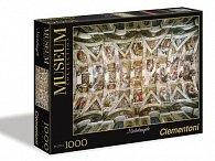 Puzzle Museum 1000 dílků Michelangelo - Volta della Cappella