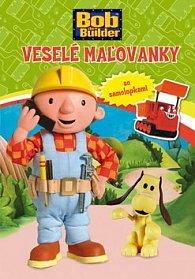 Bob staviteľ Veselé maľovánky