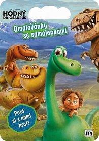 Hodný dinosaurus - Kreativní blok