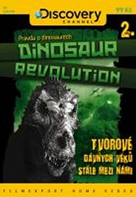 Pravda o dinosaurech 2. - DVD digipack