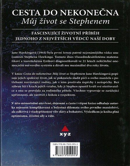 Náhled Cesta do nekonečna: Můj život se Stephenem