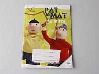 Sešit  Pat a Mat 524