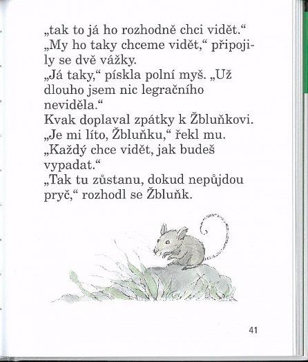 Náhled Kvak a Žbluňk jsou kamarádi