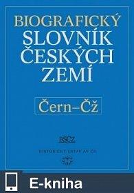 Biografický slovník českých zemí, 11. sešit, Čern-Čž (E-KNIHA)
