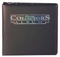 UltraPRO: 3 kroužkové album Collectors - černé (1/12) (UP-RPJM8-2)